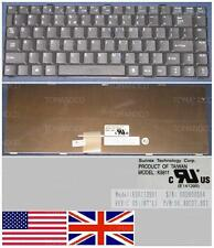 Clavier Qwerty US Int ACER Travelmate TM3000 K981139A1 90.40C07.001  Noir