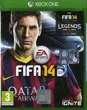 FIFA 14     --  NEUF    -----   pour X-BOX ONE