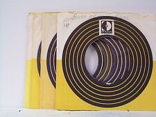 6-DECCA RECORD COMPANY 45's SLEEVES  LOT # A-408