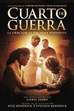 Cuarto de guerra: La oración es un arma poderosa (Spanish Edition), Fabry, Chris
