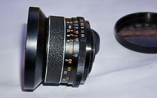 Tomioka 21mm f3.5 Ultra wide lens for Sony Nex Nikon Canon Fuji Olympus