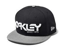 OAKLEY 75' SNAP BACK NEW ERA 9FIFTY HAT CAP APPAREL (NEW)