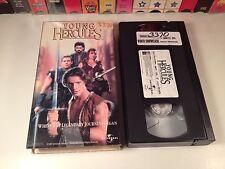 Young Hercules Fantasy Action Adventure VHS 1998 Ian Bohen Dean O'Gorman