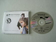 2 BROTHERS ON THE 4TH FLOOR Dreams (Will Come Alive) (Extended/Mixes) CD single