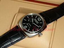 Panerai Radiomir 8 Days Power Reserve Stainless Steel 45mm Black Dial pam00268