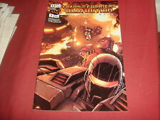 TRANSFORMERS THE WAR WITHIN : THE DARK AGES #4  Dreamwave Comics 2004 - NM