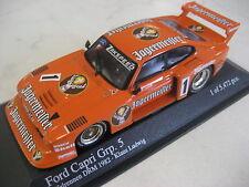 Ford Capri turbo taille 5 Eifel course #1 1:43 pma NOUVEAU & OVP 430828501