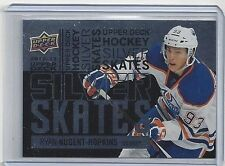 2012-13 RYAN NUGENT-HOPKINS UPPER DECK SILVER SKATES #SS-13