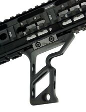 Tactical VFG Vertical Forend Grip Picatinny Ergonomic Forward Foregrip In BLK