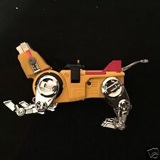 NEW Yellow Lion Voltron Complete DieCast Die Cast metal golion Action Figure
