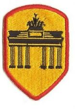 US Army USAREUR BERLIN DISTRICT Military Uniform patch Aufnäher