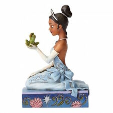 Disney Traditions 4054276 Tina & Romantic (Tiana with Frog Fig) New & Boxed