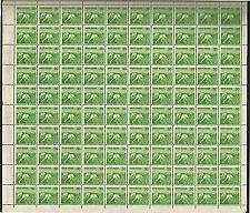 INDIA IRRIGATION DEFINITIVE 30P FULL SHEET MINT CATALOG  Rs1500/- at LOW START