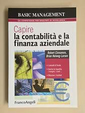 Capire la contabilità e la finanza aziendale di Cinnamon FrancoAngeli 2007 1a ed