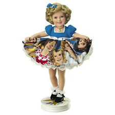 SHIRLEY TEMPLE SPECIAL EDITION TRIBUTE DOLL / DANBURY MINT / BOX