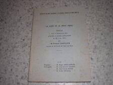 1977.la mort et le droit pénal / Chatillon.droit.thèse doctorat.envoi