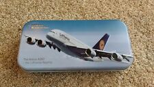 Lufthansa Business Class Amenity Metal Box Airbus A380 Limited Edition