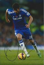 DIEGO COSTA - Hand Signed 12x8 Photo - Chelsea Atletico Madrid Spain - Football