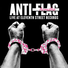 ANTI-FLAG - LIVE ACOUSTIC AT 11TH STREET, 2016 EU RECORD STORE DAY vinyl LP, NEW