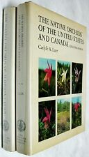 The Native Orchids of Florida; AND, The Native Orchids of the United States and
