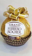 GRAND Ferrero Rocher, Giant Chocolate Shell Containing 2 Rochers, 125g FREE POST