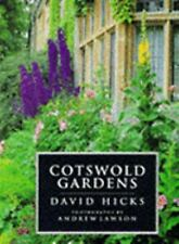 Cotswold Gardens by David Hicks (1996, Hardcover)