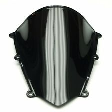 Smoke Black ABS Motorcycle Windshield Windscreen For Honda CBR600RR 2007-2012