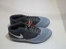 NIKE AIR MAX EMERGENT MID SNEAKERS MEN'S SHOE Size 12 COLOR Gray,White & Blue