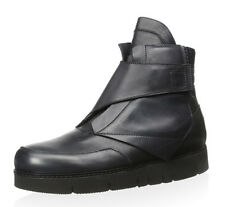 Alexandre Plokhov Washed Calf High-Top Sneaker Boots 10 US 43 EU Zip-Up ITALY