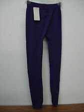 NWT Women's Leggings Size M/L PURPLE #880B