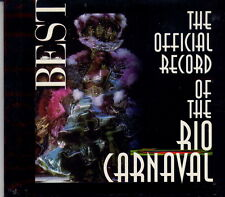 The official record of the Rio Carnaval/CARNEVALE A RIO