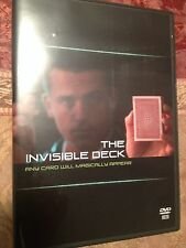Invisible Deck - Invisible Card Deck - Magic Deck and DVD Combo! - Classic Magic
