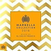 MARBELLA COLLECTION [ 2016 ] 3 CDs - MIXED BY COLIN FRANCIS - MINISTRY OF SOUND