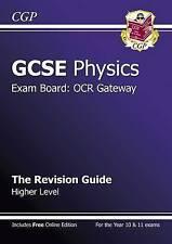 Guía de revisión de puerta de enlace de física OCR GCSE (con la edición en línea) (un curso): * - G..