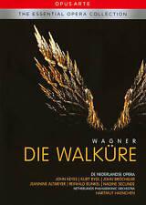 Wagner: Die Walkure, New DVDs