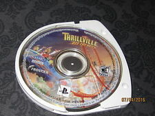 Thrillville off the rails Sony PSP Disc Only Action Adventure