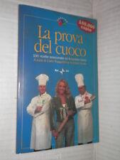 LA PROVA DEL CUOCO 190 ricette Antonella Clerici Raspollini Verde Rai Eri 2003