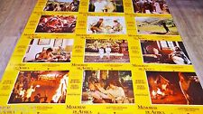 OUT OF AFRICA ! r redford  jeu 12 photos cinema rare grand format 34x24cm