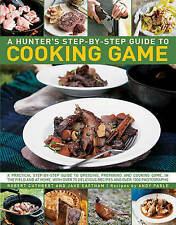 Cuthbert, Robert-Hunter`S Step By Step Guide To Cooking Game  BOOK NEW