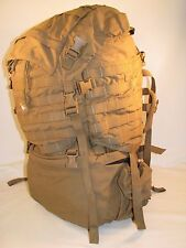 Lot of 5 USGI Military USMC Marine Propper Coyote Tan Large Ruck Main Pack FILBE