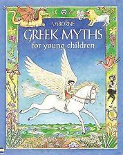 Greek Myths for Young Children, Amery, Heather (RTL), Good