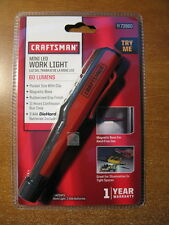 NEW, Sealed Craftsman 6 LED Pocket Light - Red, Flashlight, Portable Torch