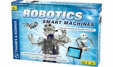 Thames & Kosmos Robotics Smart Machines Engineering Kit Use with iOS or Android