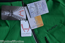 NEW MENS  HYRA ITALIAN  GREEN  SKI JACKET  WITH STRETCH   SIZE MEDIUM