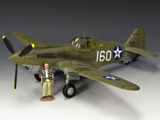 "AF041 Pearl Harbor P40 ""Tomahawk"" LE150 by King and Country"