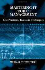 Chemuturi-Mastering It Project Management  BOOK NEW