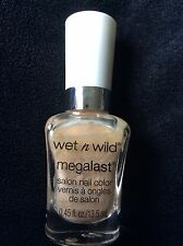 Wet n Wild Nail- Wild Shine-Megalast / Choose your color: Matte and Metallic