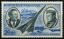 France 1970-1973 SG#1893, 20f Air, Pioneer Aviators MNH #D39891