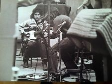 "Bob Dylan Recording 1973 Ideal to Frame 10""x8"""