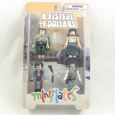 Minimates A Fistful of Dollars Collectible Box Set Clint Eastwood western